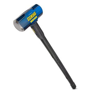 Hard Face Sledge Hammer with Indestructible Handle