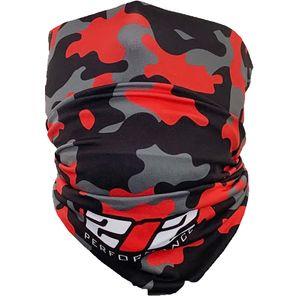 Protective Neck Gaiter Face Cover in Camo
