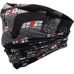Thumbnail - Protective Neck Gaiter Face Cover in 212 Pattern - 11