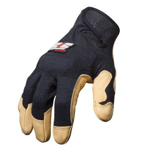 Fire Resistant Fabricator Cut 2 Leather Welding Gloves