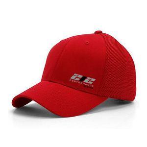 212 Hat NE Mesh Red