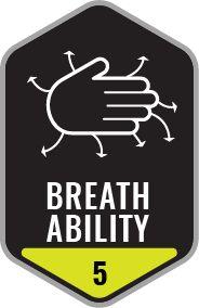 Glove Breathability