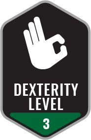 Dexterity Level