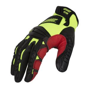 Impact Cut 5 Super Hi Viz Gloves