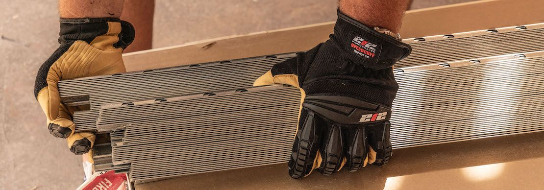 Extreme Cut Protection, High Grip and All-Day Comfort in this Seamless Knit Glove