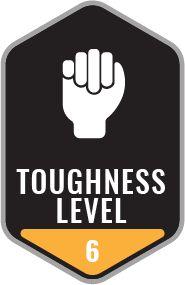 Glove Toughness