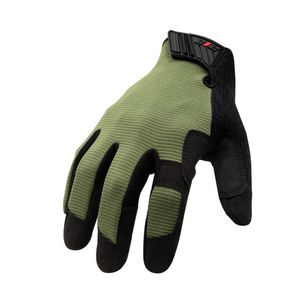 General Utility Mechanic Gloves in Foliage Green