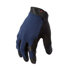 Silicone Grip Touch Screen Work Gloves in Navy