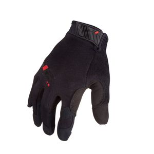 Touch Screen Mechanic Gloves in Black