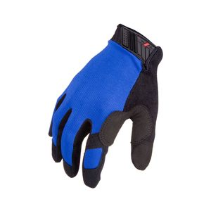 Touch Screen Mechanic Gloves in Blue