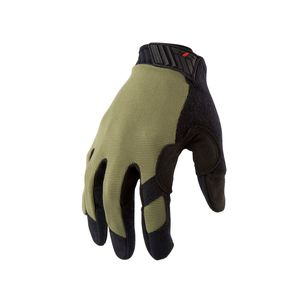 Touch Screen Mechanic Gloves in Foliage Green