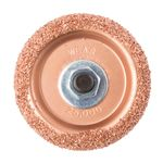 Thumbnail - Carbide Buffing Wheel with Adapter - 21