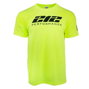 212 Performance Logo Tee in Super Hi-Viz