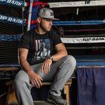 Thumbnail - Crawford 4 20 2019 American Fight Tee - 2