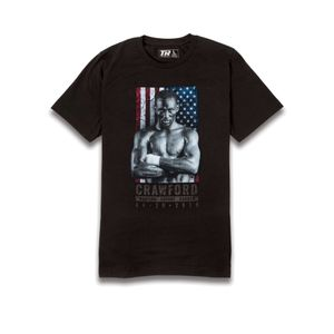 Crawford 4-20-2019 American Fight Tee