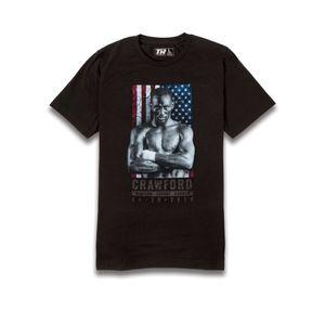 Crawford 4 20 2019 American Fight Tee