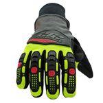 Thumbnail - Waterproof Fleece Lined Impact A3 Cut Tundra Winter Work Gloves - 11