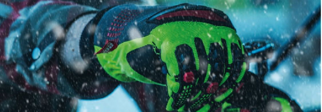 Keep Your Hands Dry, Warm and Protected in the Cold by Wearing These Impact and A3 Cut Resistant Cold Weather Work Gloves