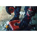 Thumbnail - High Grip Silicone Palm Zipper Cuff Tundra Jogger Gloves - 41