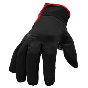 High Grip Silicone Palm Zipper Cuff Tundra Jogger Winter Gloves