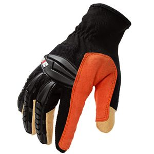 Needle Puncture Resistant and Impact Protective Work Gloves
