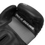 Thumbnail - Contender Training Boxing Glove in Black with Black Trim - 41
