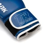 Thumbnail - Contender Training Boxing Glove in Blue with White Trim - 41