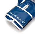 Thumbnail - Contender Training Boxing Glove in Blue with White Trim - 61