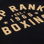 Thumbnail - Top Rank Boxing Est 1966 Gold on Black Tee - 11