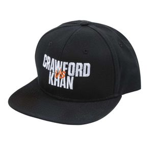 Crawford vs. Khan 4-20-2019 Snapback Hat