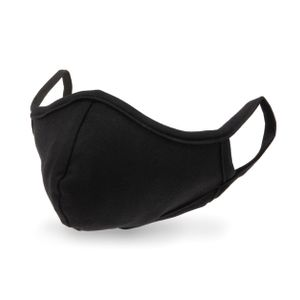Cotton PPE Face Mask with Nose Bridge Wire 50 Count