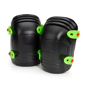 Wet Surface Flexible Shell Foam Core Knee Pads